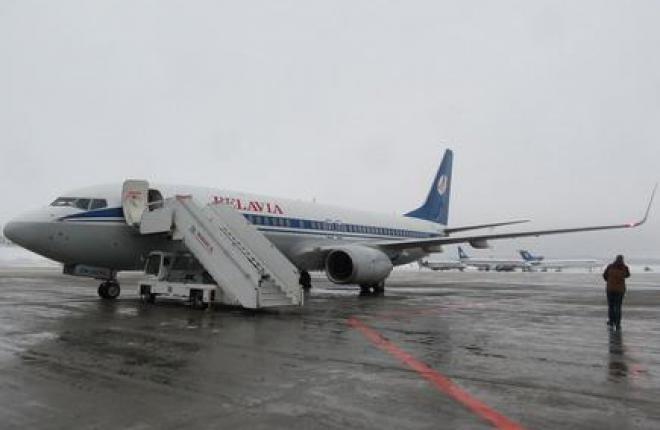 """В парк """"Белавиа"""" поступил второй самолет Boeing 737-800"""