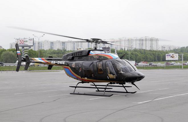 Для поставки в омский авиаколледж выбрали самый дорогой вертолет