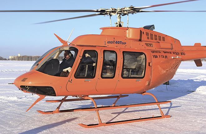Стартовый эксплуатант вертолетов Bell российской сборки — ОЛТК ГА