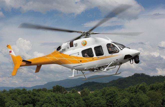 Первая европейская летная академия Bell Helicopter полностью подготовилась к работе