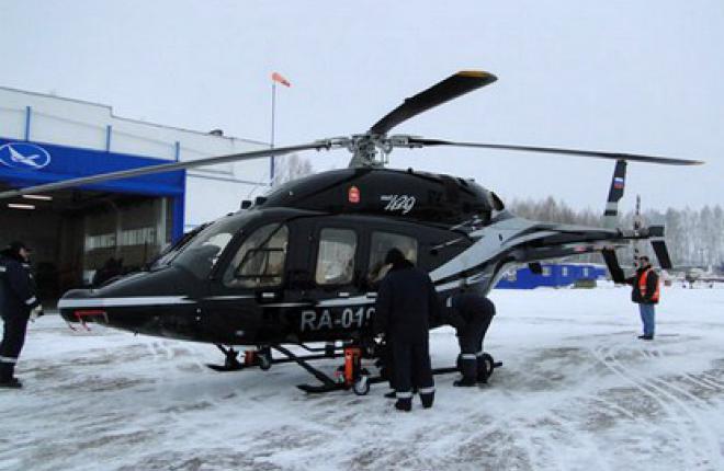Казанское авиапредприятие сертифицировано для ТОиР вертолетов Bell 429