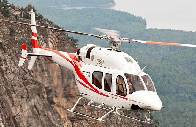 Минтранс Канады предупредил о коррозии элемента рулевого винта Bell-429