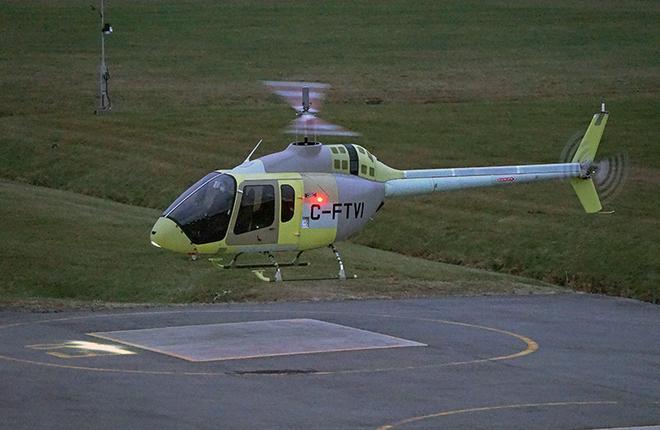 Bell Helicopter не смог увеличить поставки гражданских вертолетов