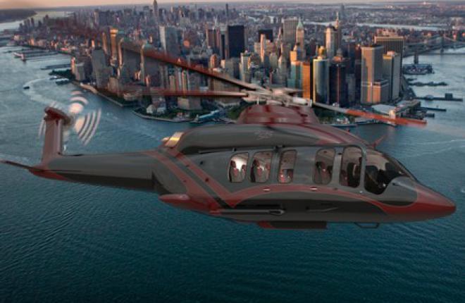 Первый полет Bell-525 состоится в 2014 году