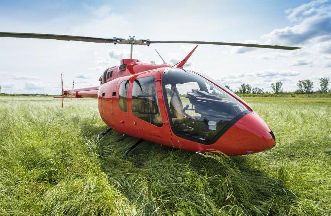 вертолет Bell 505