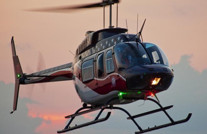 Honeywell разрабатывает новое поколение бортовой системы диагностики для вертолетов
