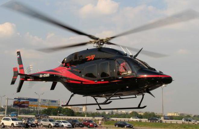 Еще один вертолет Bell-429 будет поставлен  в Россию