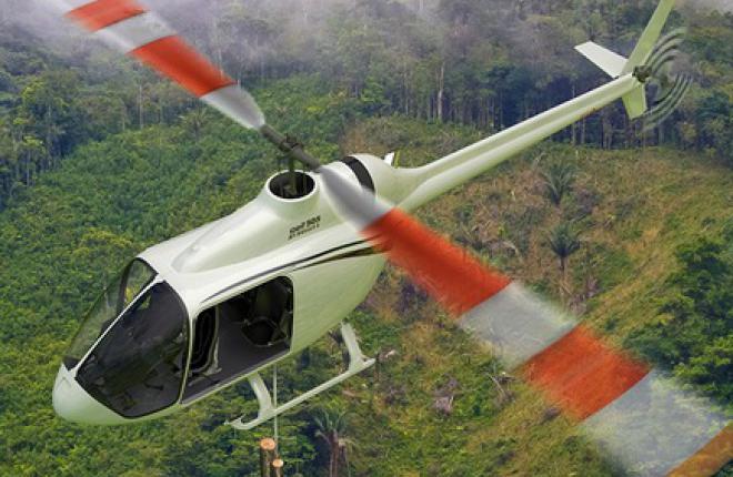 Китайская компания заказала рекордное число вертолетов Bell 505
