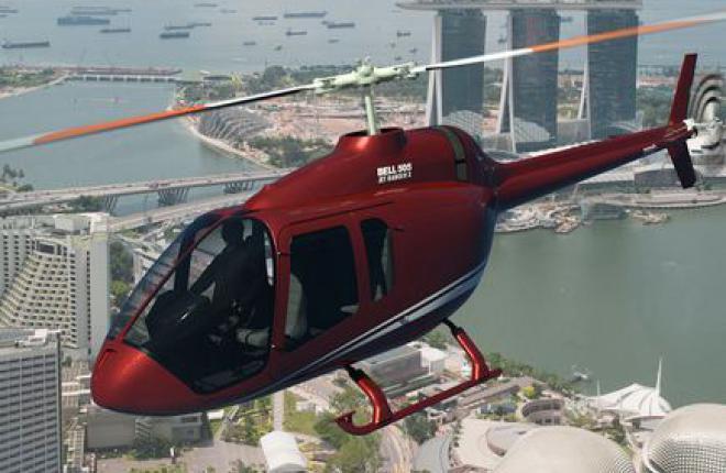 Bell начала строительство сборочной линии вертолета 505 JetRanger X