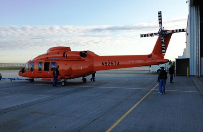 Производитель отчитался о подготовке к сертификации вертолета Bell-525