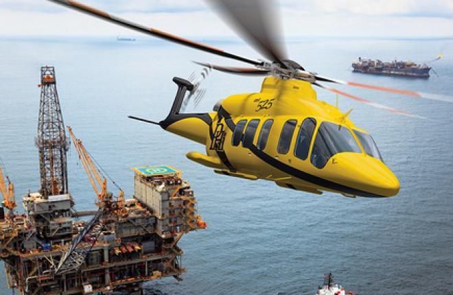 Ввод в эксплуатацию вертолета Bell 525 перенесен на 2017 год