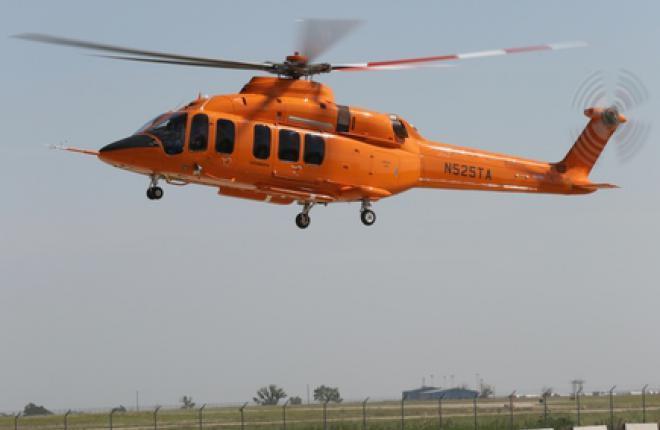 Вертолет Вертолет Bell 525 Relentless совершил первый полет