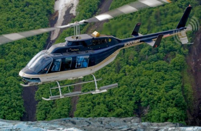 Bell Helicopter поставила четырехтысячный вертолет с  завода в Канаде