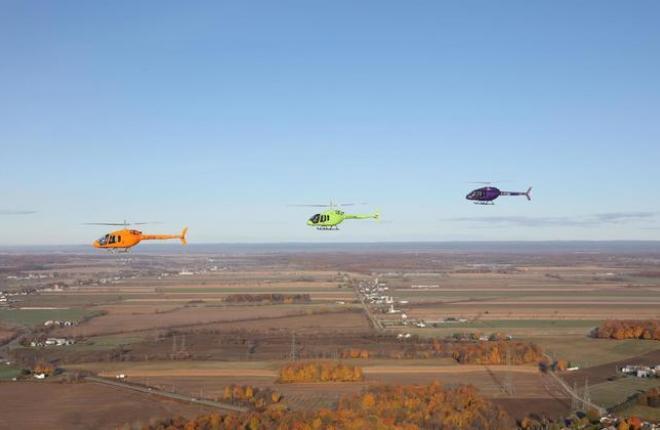 Bell-505 Jet Ranger X