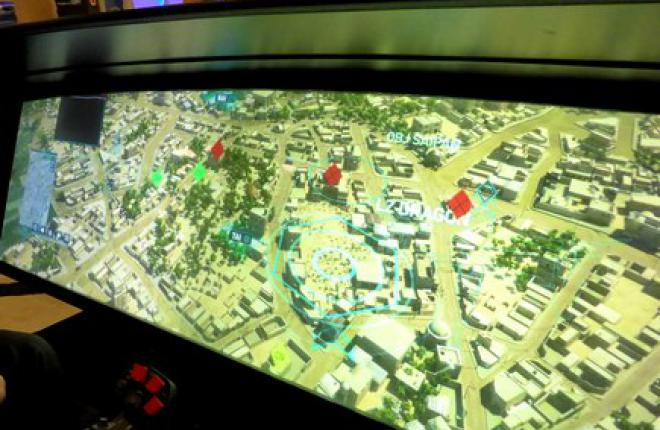 Bell Helicopter представил футуристический бортовой комплекс