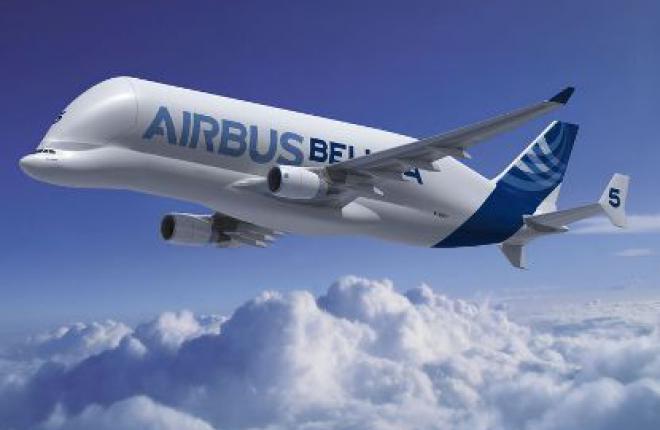 Sabena Technics обеспечит ТОиР самолетов Airbus A300-600ST Beluga