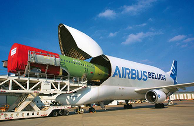 Нынешний флот самолетов Beluga на базе Airbus A300 будет выведен из эксплуатации к 2025 году