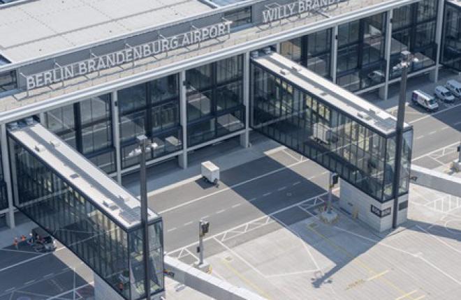 Открытие аэропорта Берлин-Бранденбург снова отложили
