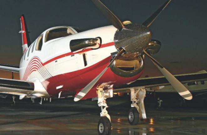 Daher-Socata TBM 850 – турбовинтовой самолет