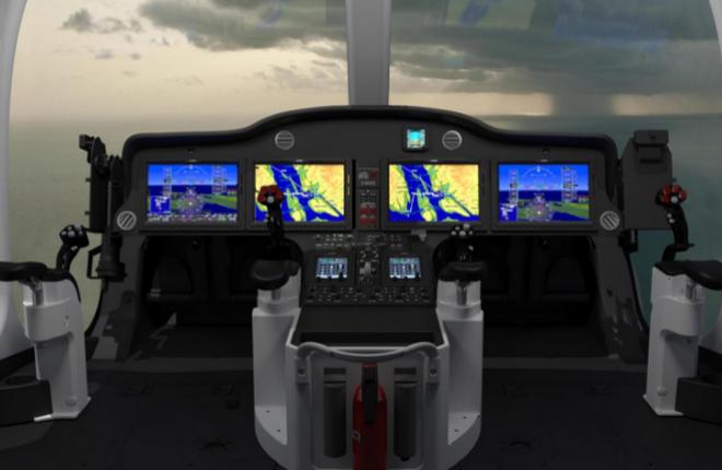 FAA потребовала оборудовать Bell-525 системой оповещений работы ЭДСУ