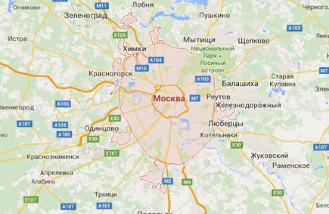 Jeppesen повторно проанализирует новую структуру воздушного пространства над Москвой