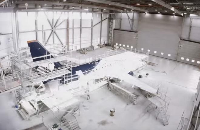 Magnetic MRO удвоит возможности по покраске самолетов