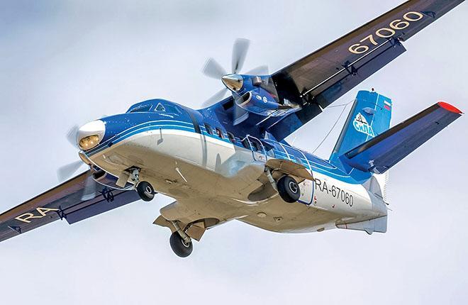 Сибирская легкая авиация