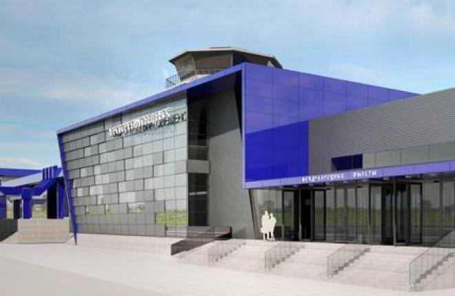 Проектирование нового терминала аэропорта Благовещенска завершится к осени этого года