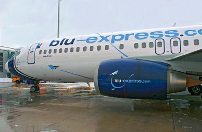 Alitalia может интегрировать Blu-Express — единственного низкотарифного перевозч