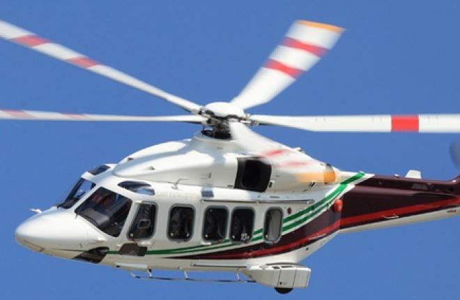 Вертолет AW189 сертифицирован в России