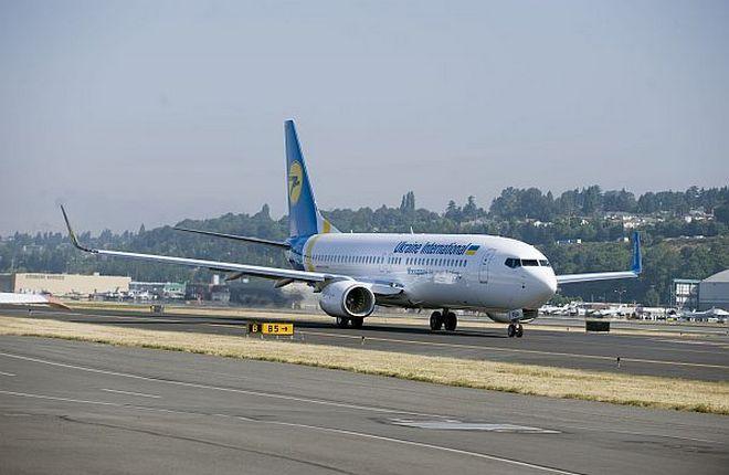 У украинских авиакомпаний увеличилась загрузка кресел