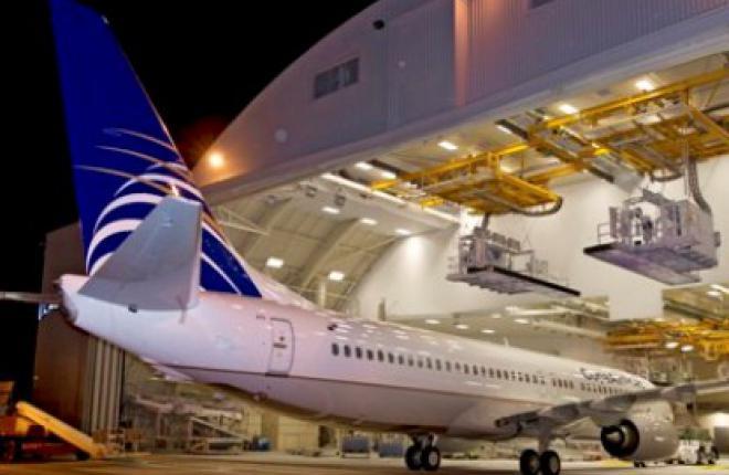 Boeing выпустил первый самолет Boeing 737, собранный по программе увеличенного о