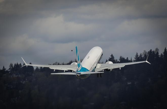 Начались летные испытания Boeing 737MAX-9