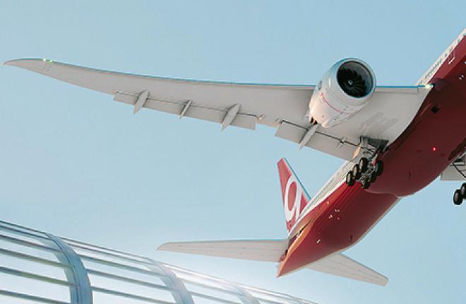 Планер 777X будет сочетать композитное крыло 787 и металлический фюзеляж 777