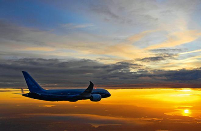 Boeing 787 глазами пилота