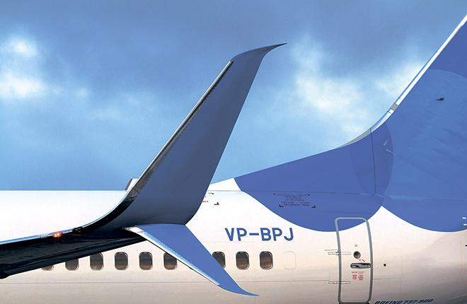 В 2019 г. в парке лоукостера «Победа», как ожидается, будет 18 самолетов Boeing 737-800, оснащенных сопряженными законцовками крыла split scimitar winglet.