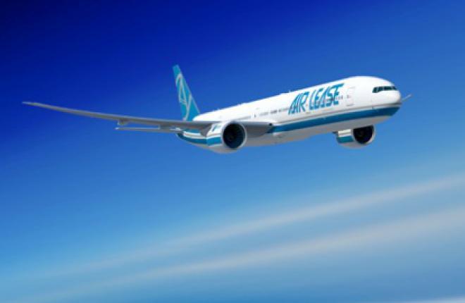 Air Lease Corporation заказала 10 самолетов Boeing 777-300