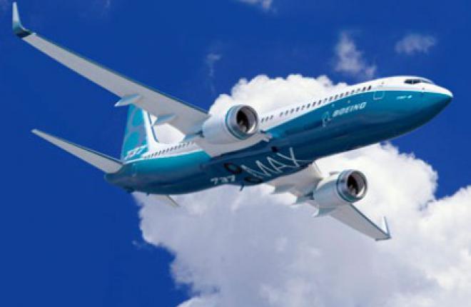 Boeing 737MAX заканчивает аэродинамические испытания