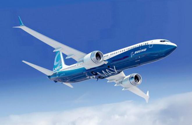 Самолет Boeing 737MAX сильно изменился