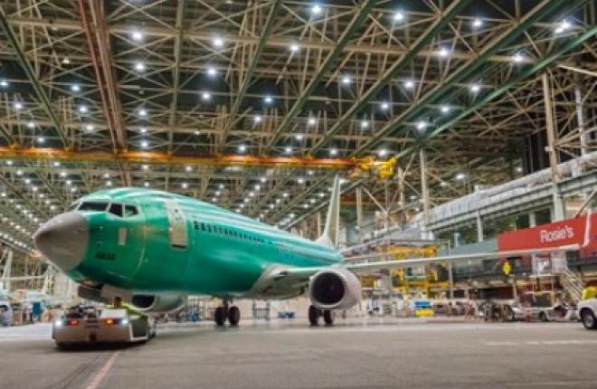 Boeing увеличил темпы производства самолетов Boeing 737 до 42 машин в месяц