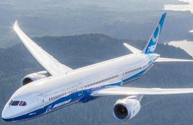 """Авиакомпания """"Аэрофлот"""" отказалась от самолетов Boeing 787"""