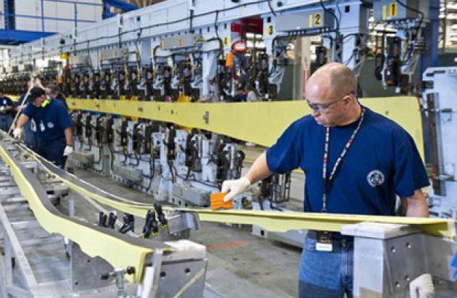 Американская Boeing увеличит производство самолетов B737NG до 38 в месяц