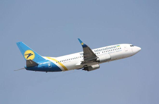 Boeing 737-300 авиакомпании МАУ