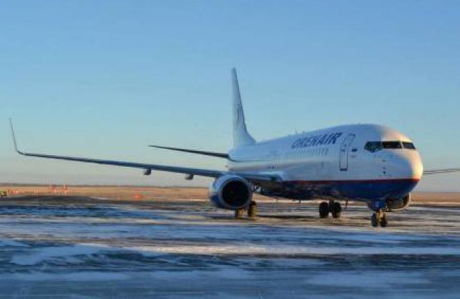 Авиакомпания OrenAir дорабатывает самолеты под европейские требования