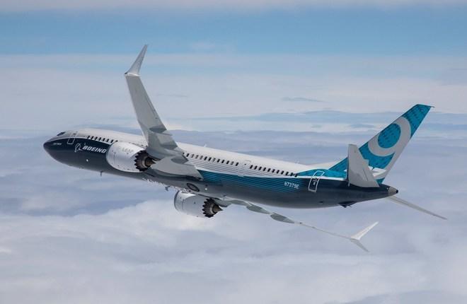 Самолет Boeing 737MAX-9 допущен к коммерческой эксплуатации