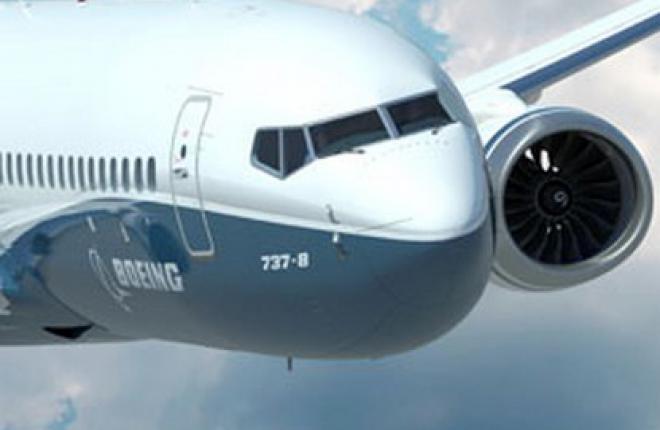 Boeing увеличил диаметр двигателя самолета Boeing 737MAX