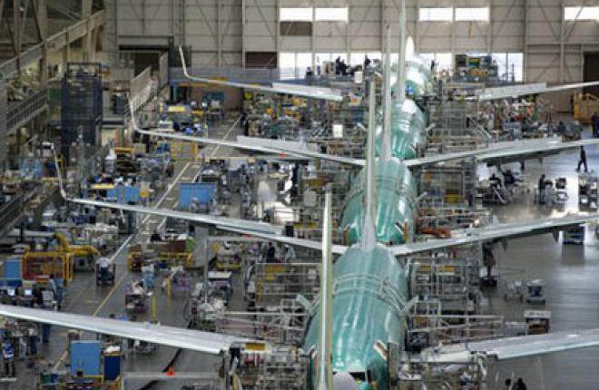 В 2017 году Boeing увеличит производство самолетов Boeing 737 до 47 в месяц