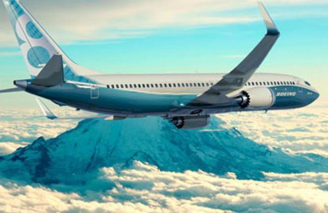 Boeing оптимизирует самолет 737MAX под новый двигатель