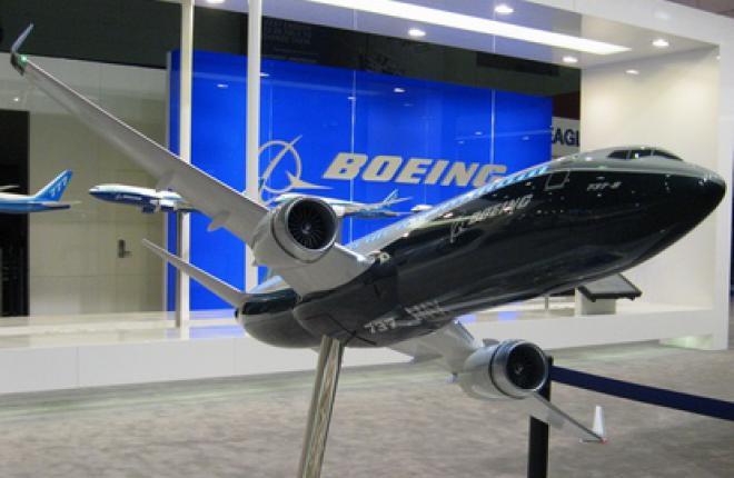 Boeing определился с местом сборки самолета 737MAX