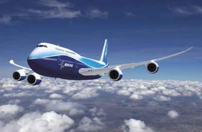 Boeing сокращает темпы производства самолетов Boeing 747-8